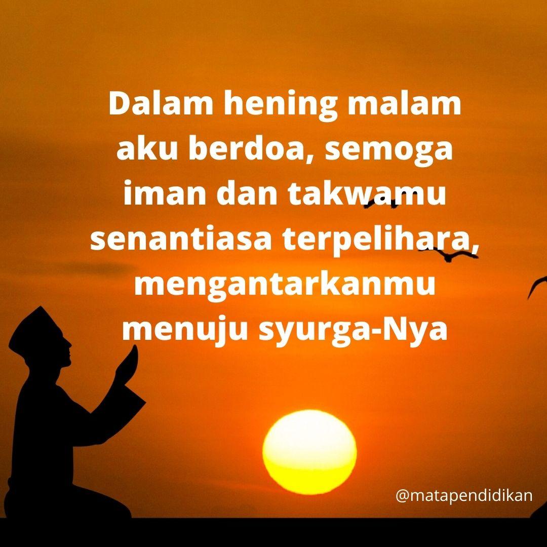 doa buat guru ngaji